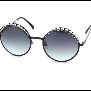 *Authentic* Chanel Pearl Sunglasses